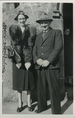 Cyril and Beatrice May Rogers