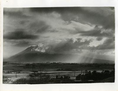 Mount Taranaki; Circa 1925-1958; PHO2010-0480