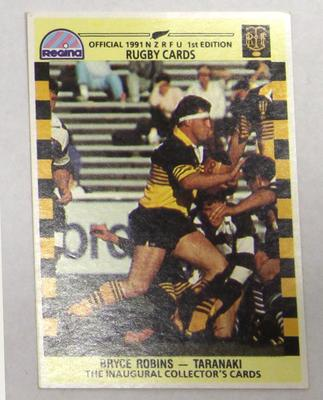 Card, Rugby