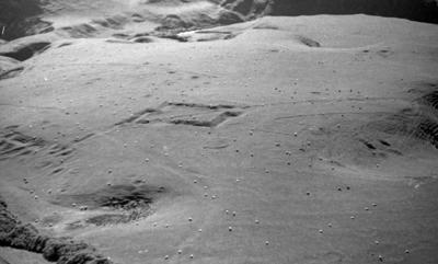Thacker's redoubt, Manutahi; Apr 1962; AGB-0533