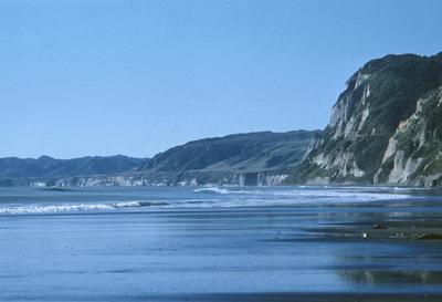 White Cliffs, North Taranaki