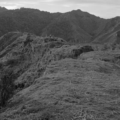 Tarata pā, Waitotara Valley; 05 Jun 1960; AGB-0766