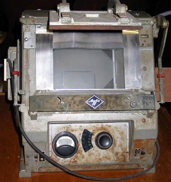 Photograph, Printing Machine