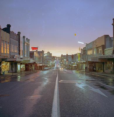 Devon Street, 1971