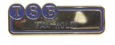 Badge, Name