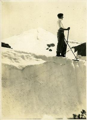 "Joyce Beale photograph album - ""Mt. Egmont 3"""