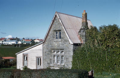 The Vicarage, New Plymouth