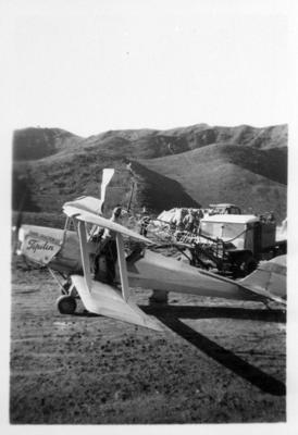 """Rural Aviation's Tiger Moth """"Tipitin"""""""
