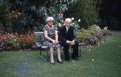 John and Olive Houston