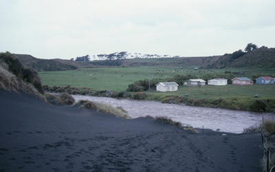 General view of Kaupokonui; Jun 1982; PHO2011-0739