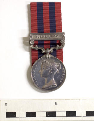Medal, India General Service