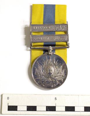 Medal, Khedive's Sudan
