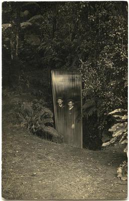 Syd and Norm Lovell, Pukekura Park