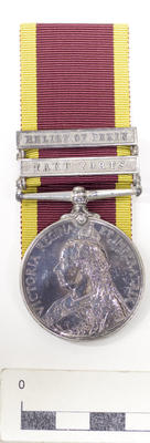 Medal, China War