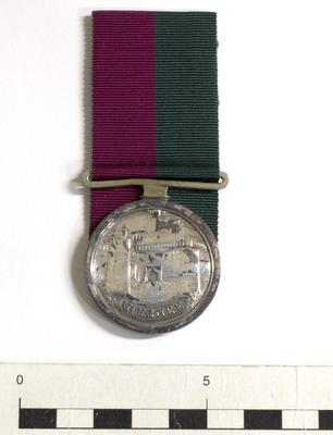 Medal, Ghuznee