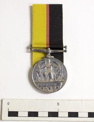 Medal, Queen's Sudan