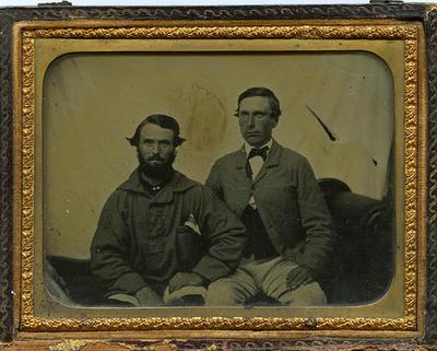 John Oxenham and Frank Standish