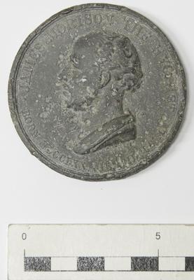Medallion, James Morison