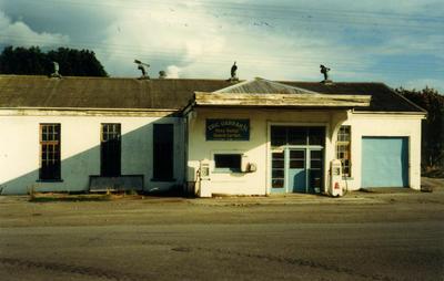 Douglas cheese factory, 1983
