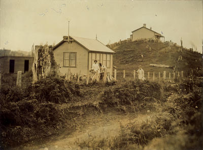 Huiroa School; 1902; PHO2014-0363