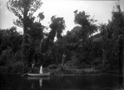 Brooklands Lake; Jan 1890; PHO2015-0029
