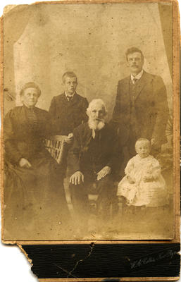 Nicholas Golding and Family