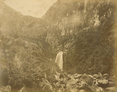 """Bell's Falls, 1878"""