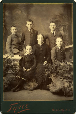 Rutherford family