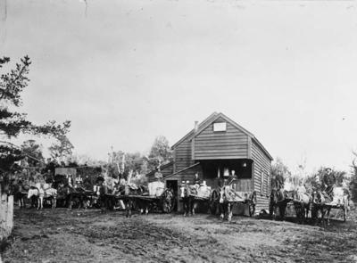 Hillsborough Cooperative Dairy Factory; 1899; PHO2005-255