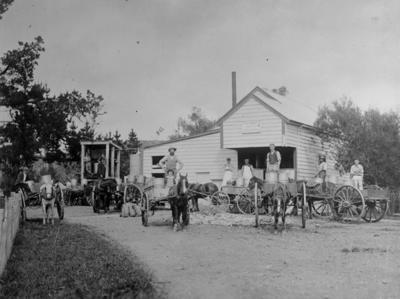 Hillsborough Cooperative Dairy Factory; 1901; PHO2005-256