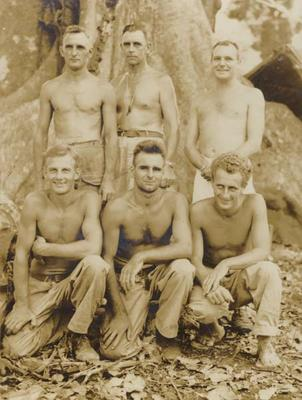 Soldiers, WWII