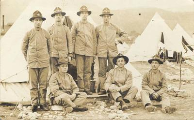 Soldiers, WWI