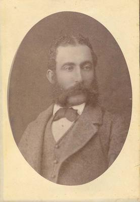 W. Bro G. V. Bate, 1886