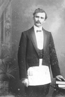 W. Bro R. J. Eames, 1909