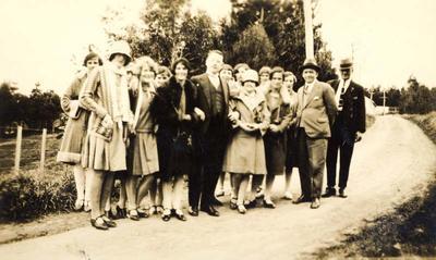 Waipukurua Sanatorium, 1928