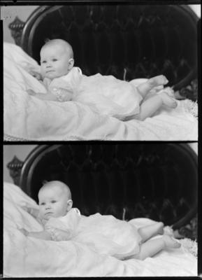 Strawbridge, Infant; 11 Apr 1958; WD.005012