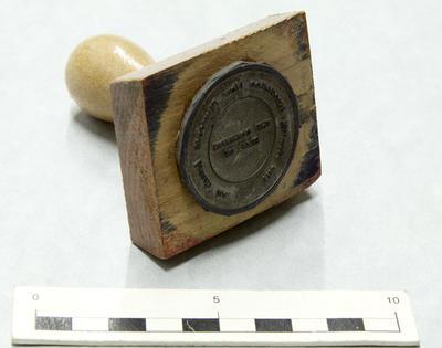 Stamp, Ink